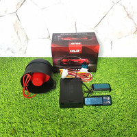 Alarm HLD Model Remote Sleding Alarm Mobil Universal - SLIDE-6009