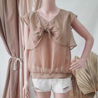 blouse sifon ecomate