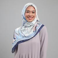 Zoya Qieran Scarf - Hijab Kerudung Segi Empat