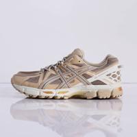 Sepatu Lari Pria ASICS Gel Kahana 8 Brown/Gold ORIGINAL with Box