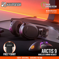 Steelseries Arctis 9 Wireless Gaming Headset Dongle 2.4GHz Bluetooth