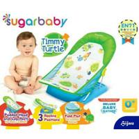 BABY BATHER | BATHTUB BAYI FREE BUBBLE - TIMMY TURTLE