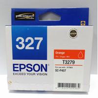 tinnta epson 327 ( T3279 ) 0range , SC-P407