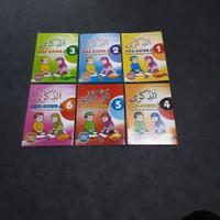 Paket Adz Dzikra Buku Az Zikra 1 2 3 4 5 6 Menulis Huruf Al Quran