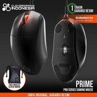 Steelseries Prime Pro Series Gaming Mouse Macro RGB