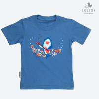 Baby Shark - Colson.id   Kaos Anak  Kaos Balita   1 2 3 4 5 6 tahun - 1-2 tahun