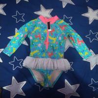 baju renang preloved import anak cewek 2th