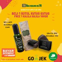Promo! Minyak Kutus Kutus New free Sabun Kalila Kalila besar