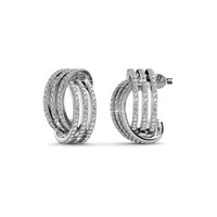 Cherish Earrings - Anting Crystal by Her Jewellery