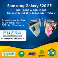 (RESMI) Samsung Galaxy S20 FE 128GB RAM 8GB 6.5 inch Fan Edition S 20
