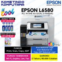 Printer Epson ECOTANK L6580 A4 Color Wi-Fi Duplex ADF/PrintScanCopyFax