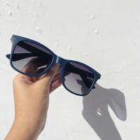 Kacamata Hitam Polarized Skhope Culture Bravie Blue