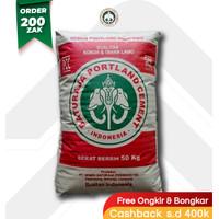 Semen Baturaja 50 Kg Area Palembang (Min Order 200 Zak)
