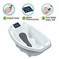 Ibu & Bayi aqua scale 3 in 1 baby bath mandi digital scale
