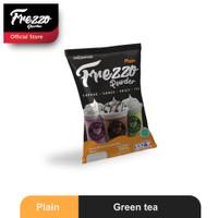 Frezzo Powder Plain Bubuk Minuman Green tea 1 Kg