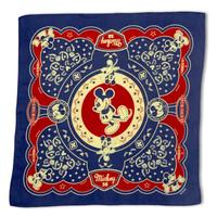 Bandana Vintage Mickey Paisley 80's
