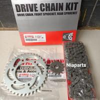 Gear set Yamaha (1PA) Vixion new original YGP