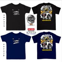 Kaos Baju Anak Motor HONDA ASTREA GRAND INDONESIA Kaos Anak Otomotif