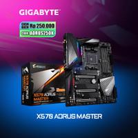 Gigabyte X570 Aorus Master (AMD Premium X570, DDR4, AM4)