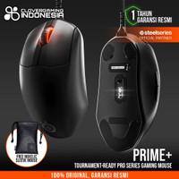 Steelseries Prime+ Pro Series Gaming Mouse Prime + Plus Macro RGB