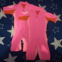 baju renang preloved import usia 1-2 th like new