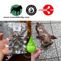 RumahBully Sensitive Skin Program   Kermit Jerky Dog Snack Treat Food