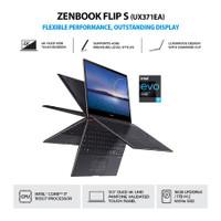Asus Zenbook Flip S UX371EA HL710TS 4K   i7 1165G7 16GB 1TBssd W10