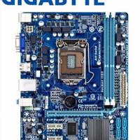 Gigabyte H61M DS2 DDR3 1155 Suport Gen 2 Gen 3 Normal