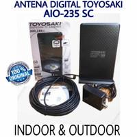 ANTENA DIGITAL TV INDOOR & OUTDOOR TOYOSAKI AI0 235 SC