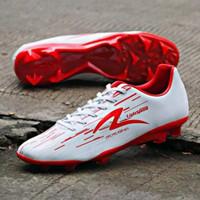 sepatu sepak bola specs lightspeed grade ori - Putih, 39