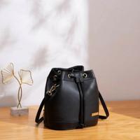 JIMS HONEY KELLY BAG GRATIS DOMPET tas selempang wanita backpack multi - Hitam