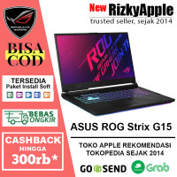 ASUS ROG Strix G15 Core i7-10750H GTX 1650Ti 8GB 512GB 144Hz WIN10