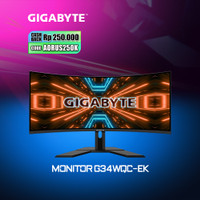 GIGABYTE AORUS G34WQC 34'' UHD 4K 144Hz 1ms Gaming Monitor