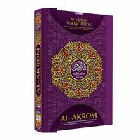 Al-Quran Cordoba Al-Akrom B5