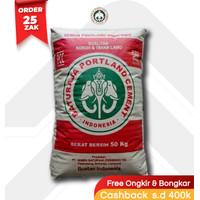 Semen Baturaja 50 Kg Area Palembang (Min order 25 Zak)