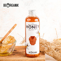 Madu Hutan Beorganik 350gr - Natural Raw Forest Honey Asli 100%