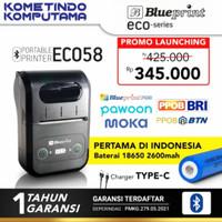 Portable Printer Bluetooth BLUEPRINT ECO 58, CHARGER TYPE-C