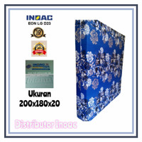 KASUR BUSA INOAC NO.1 TEBAL 20 CM ( HIJAU 200 X 180 X 20 )
