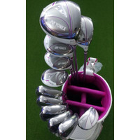 2019 Yonex Fiore Ladies Full set Golf stick Original