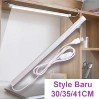 Neon Lampu USB Strip LED Belajar Kerja Rumah Dapur Meja Tabung Panjang