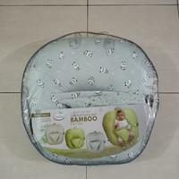 Sofa Bed Baby dengan Safety Belt ChugBog Bamboo Series CBS1011