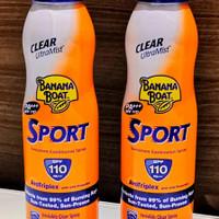 Banana Boat SPF 110 -170gr/ Ultramist Spray 110/ Sport Sun Block