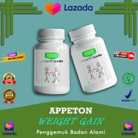 SUPPLEMEN APETTON WEIGHT GAIN - Pengemuk Badan By Besthealthy
