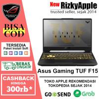 Asus Gaming TUF F15 Core i5 10300H GTX 1650Ti 8GB 512GB SSD 144Hz W10