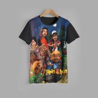 kaos anak UPIN & IPIN baju anak UPIN & IPIN v1 (1-12 tahun) - 1-2 tahun