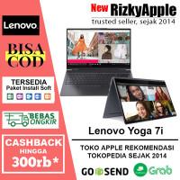 "Laptop Lenovo Yoga 7i Core i5-1135G7 8GB 256GB SSD WIN10 15.6"" FHD IPS"