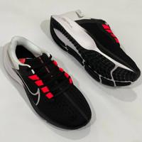 Sepatu Nike Air Zoom Pegasus 38 XXXVIII Black White Premium Original
