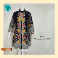 Baju Atasan Jumbo - Baju Batik Wanita - Blouse Muslim