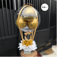 Bloom box / Balon Box Valentine murah