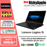 Lenovo LEGION 5i i7-10750 144Hz GTX 1660Ti 16GB 1TB + 512GB SSD WIN10
